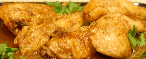 balsamic chicken finished 2