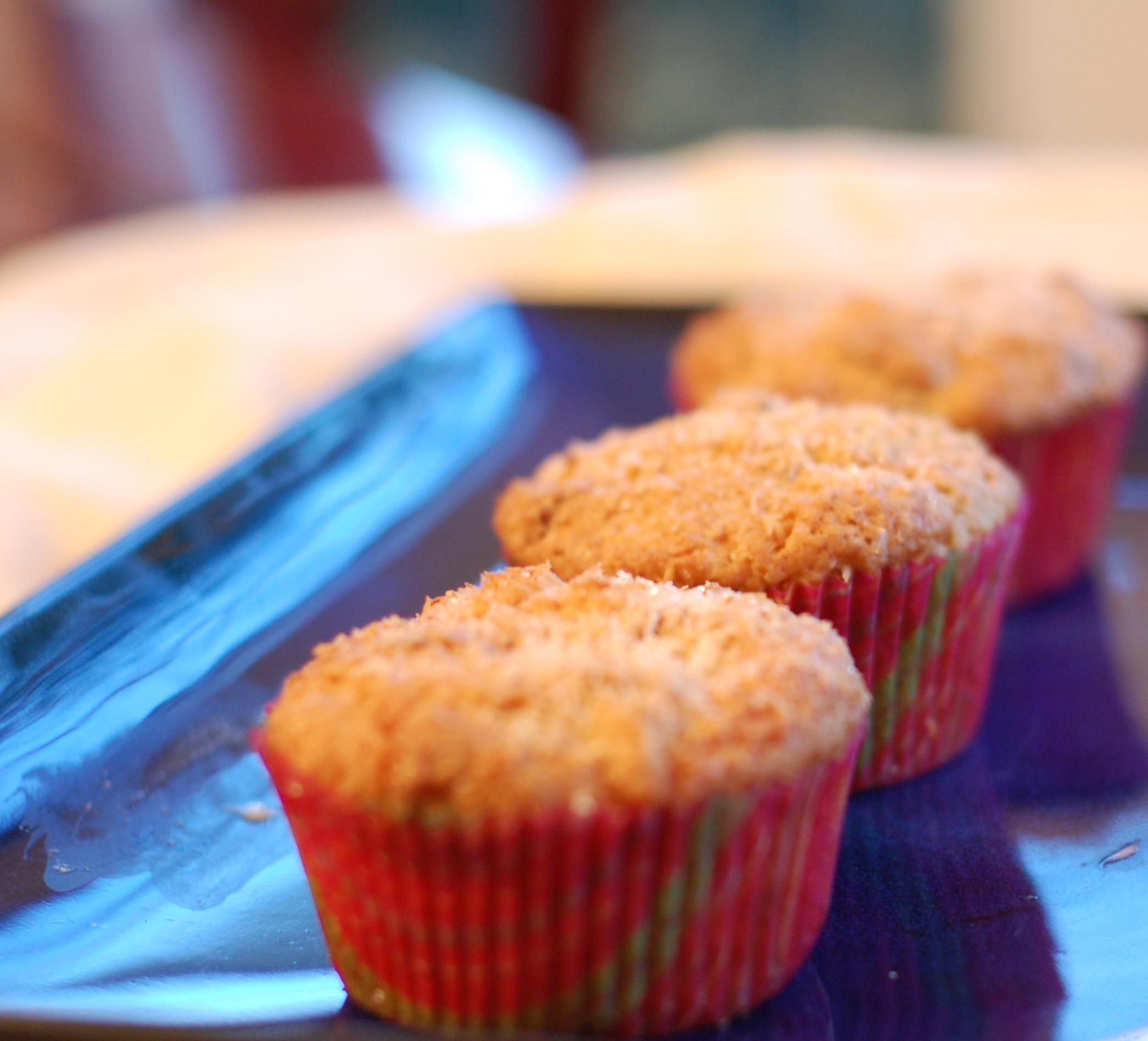 muffin trio!