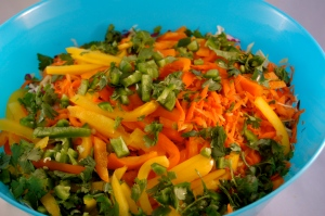 slaw vegetables
