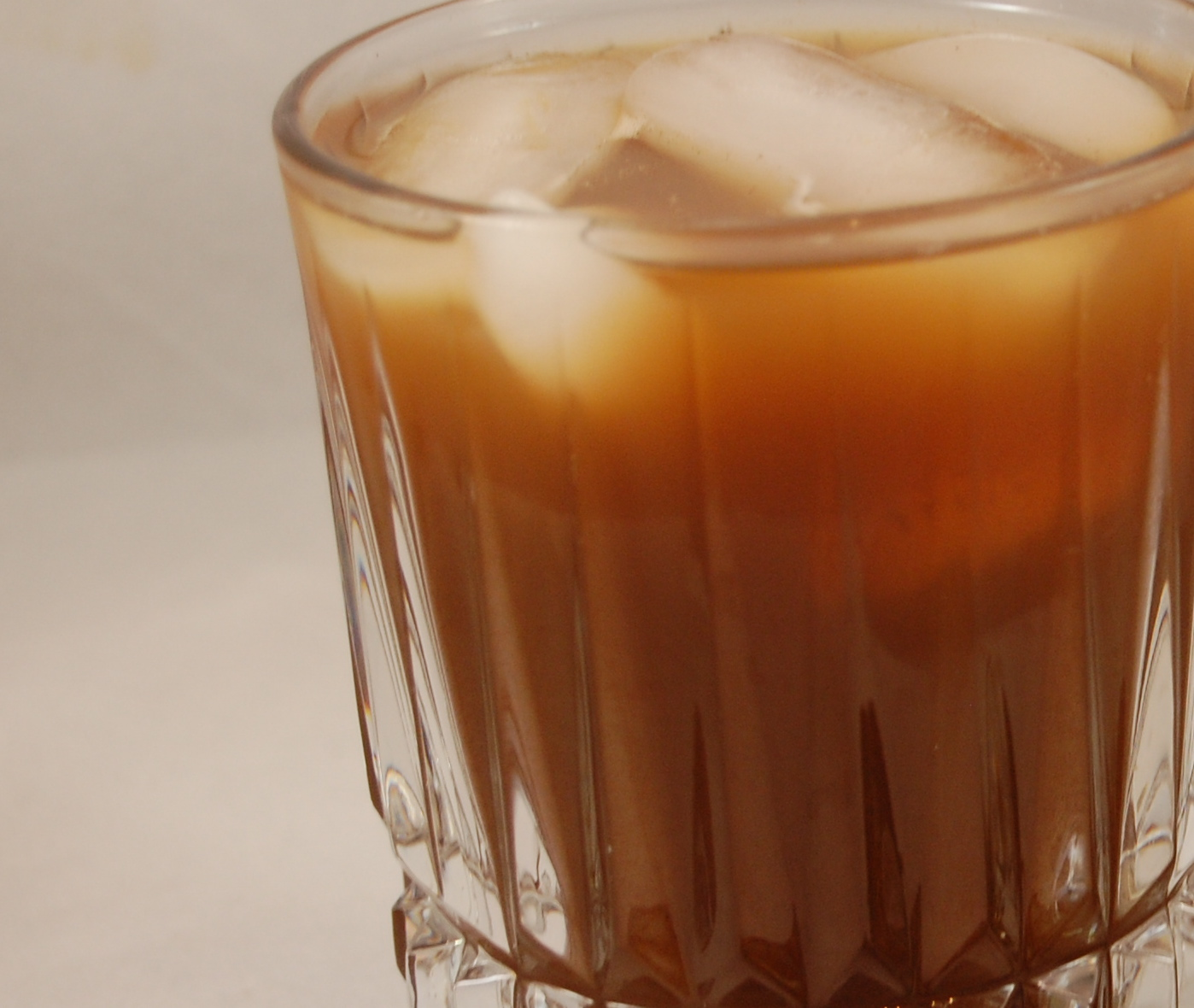 homemade iced coffee goodness