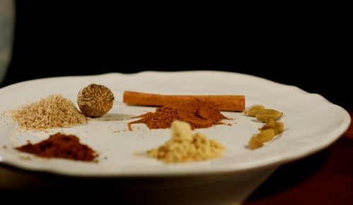 granola spices