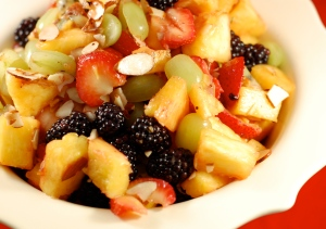 fruit salad from above