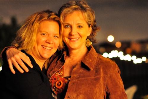 Jill & Bonnie
