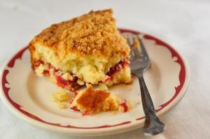 crumb cake slice 2