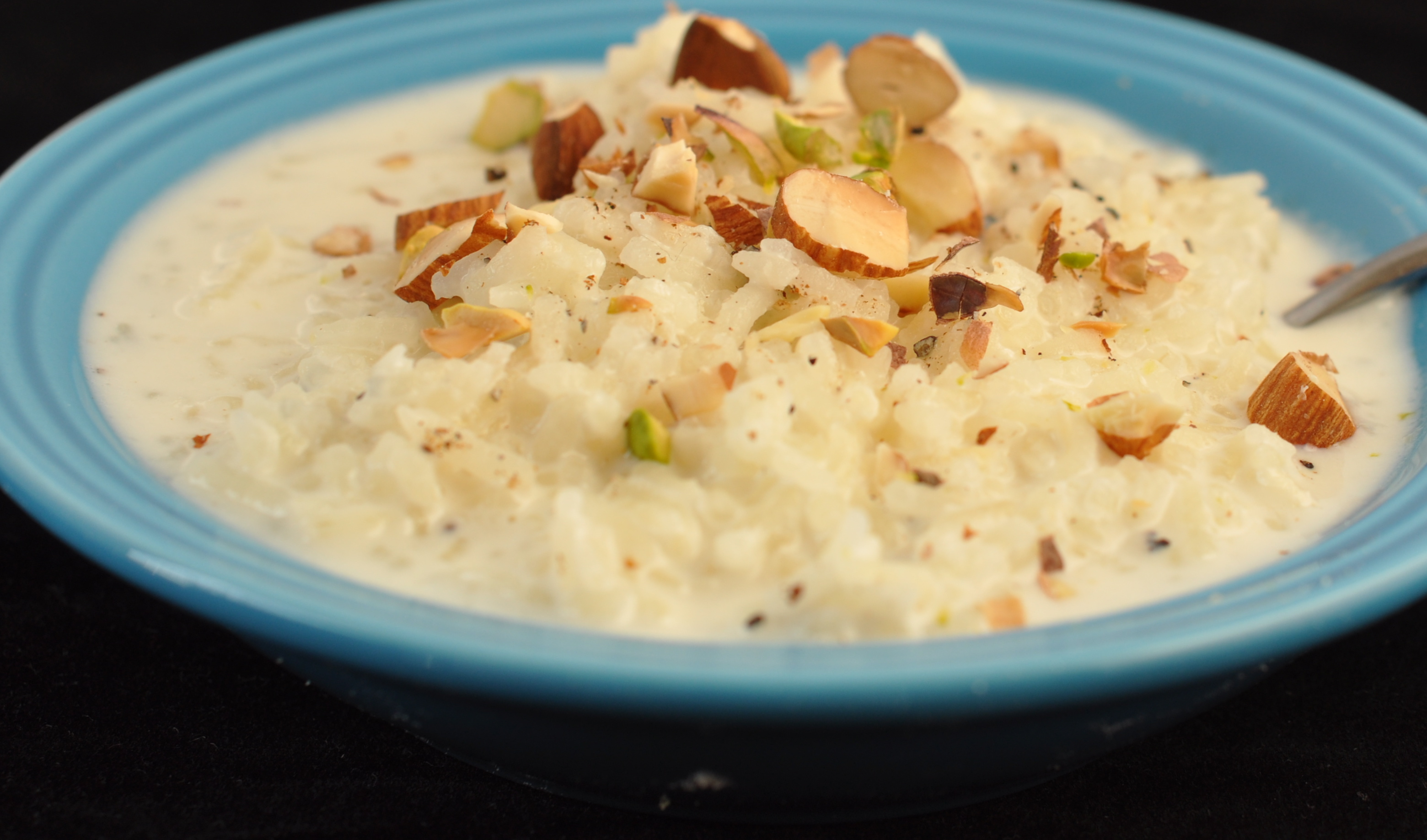 THE FOOD OF MY PEOPLE: KHEER (RICE PUDDING) | Blue Jean Gourmet